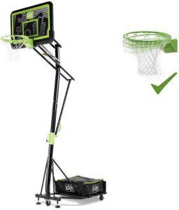 Galaxy flytbar Basketstander m. dunk rin