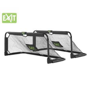 Exit Panna fodboldmål 150x60x60 cm sæt á 2 stk.