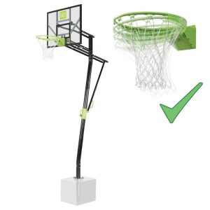 Exit Galaxy basketstander m/dunkring just.bar 230-350 cm