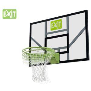 Exit basket bagplade og basketkurv m/dunkring